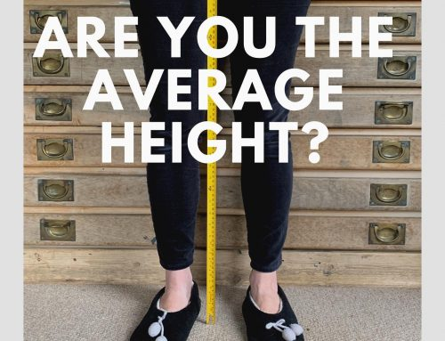 Are you the average height